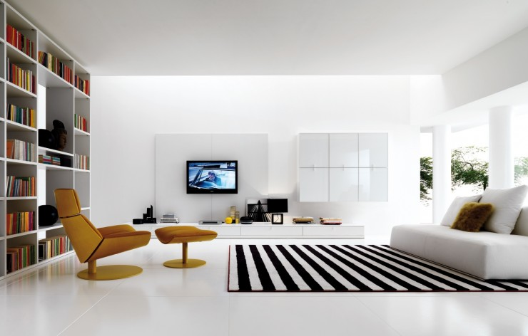 minimalist living room 13 ideas