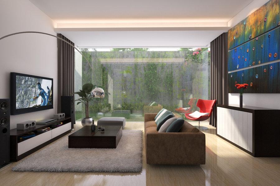 Minimalist Living Room 24 Ideas