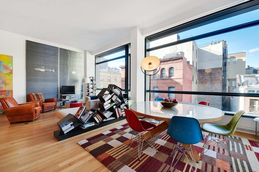 Modern Soho Apartment by Jean Nouvel