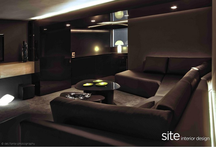 Dramatic 15 Modern House by Site Interior Design
