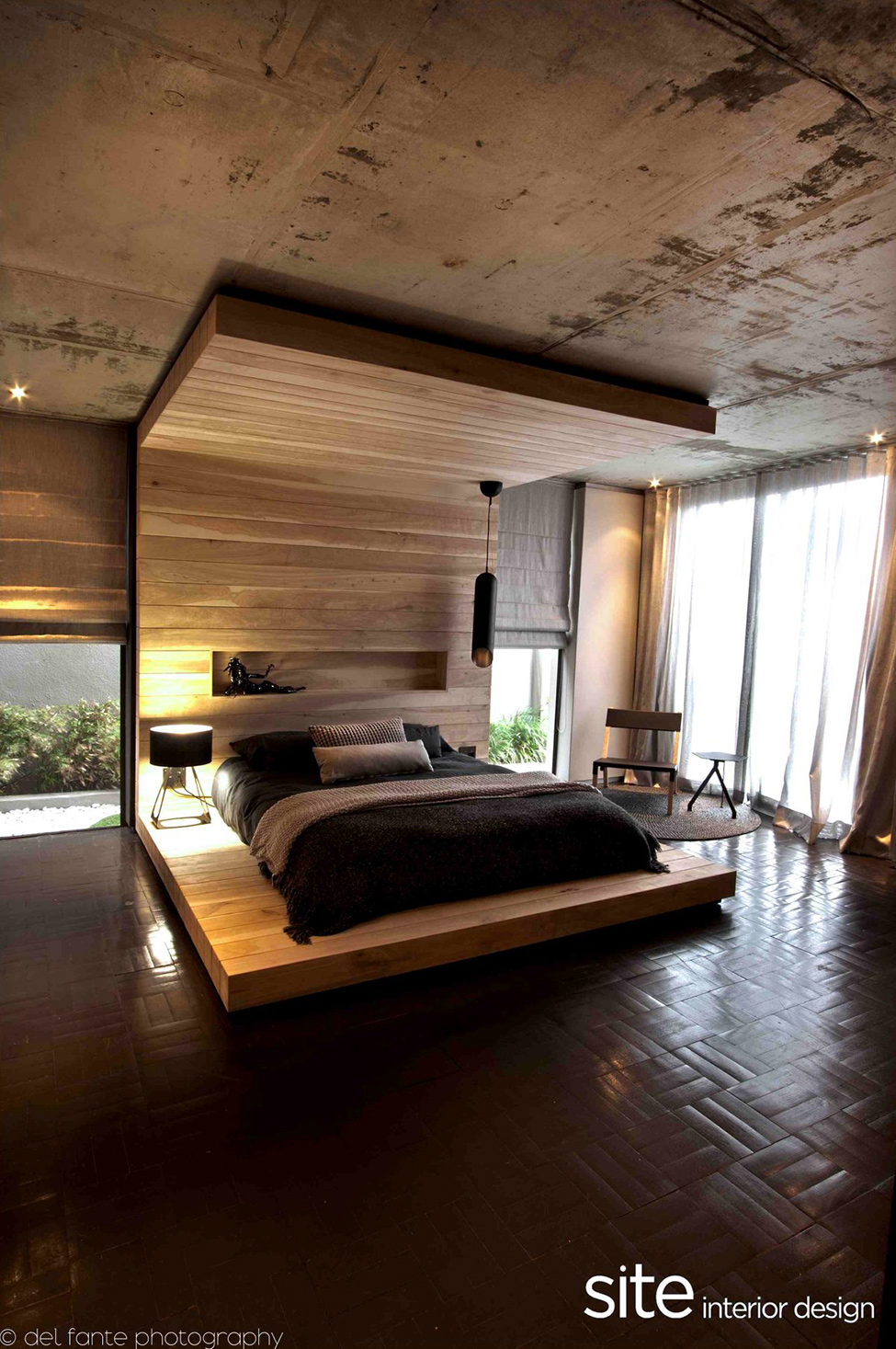 Dramatic Modern House by Site Interior Design - Decoholic on Interior Modern House Ideas  id=96865