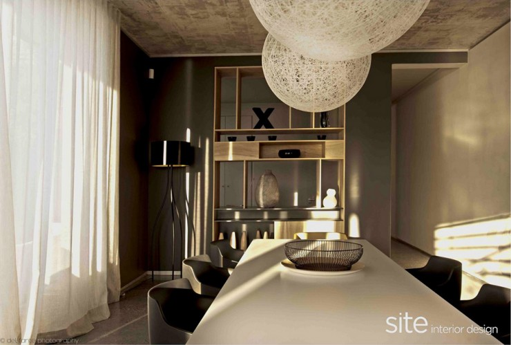 Dramatic 8 Modern House by Site Interior Design