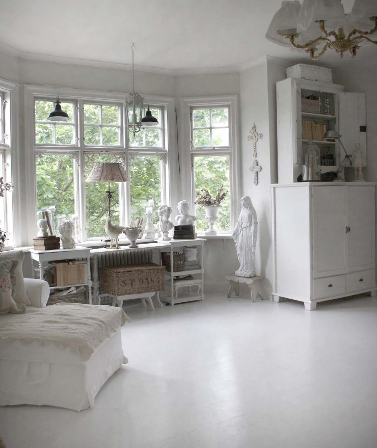 Shabby Chic Bedrooms: 37 Dream Shabby Chic Living Room Designs