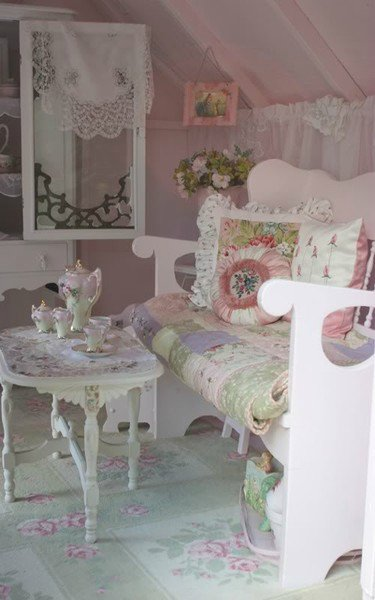 Shabby 21 Chic Living