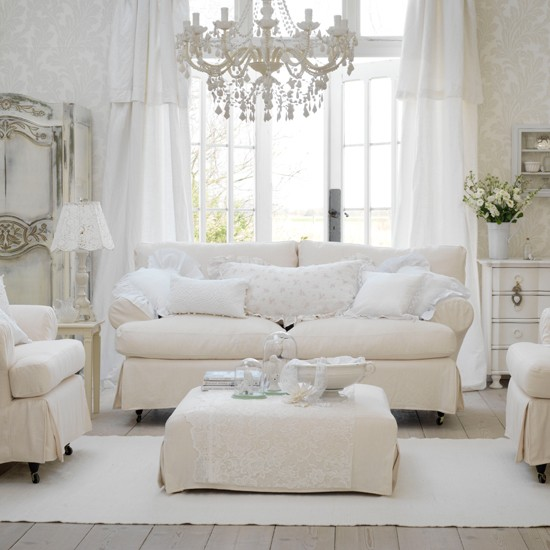 country shabby chic living room 37 shabby chic living room designs decoholic 20228