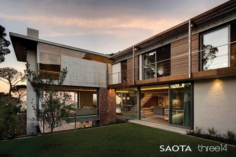 Pin it like visit site for Half concrete half wood house design