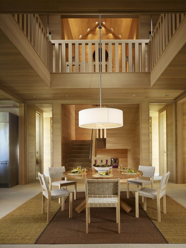 Modern Country House 10 Interior Design By Tigerman McCurry