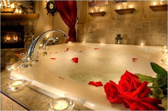 valentines day bath decorating ideas