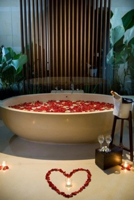 Hot Valentine's Day 9 home bath Decorations