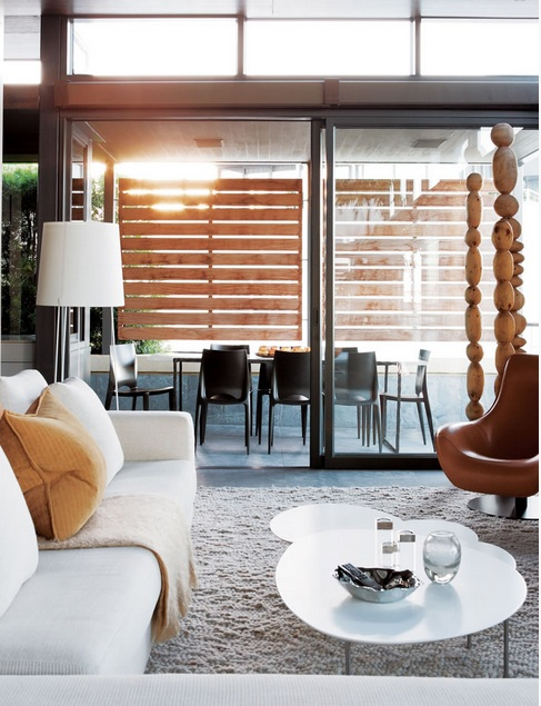 Urban Luxury Penthouse 4 interior design by cecile and boyd s