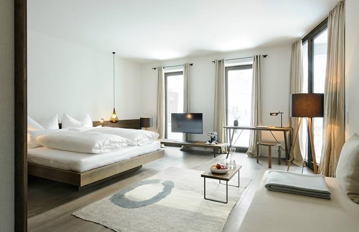 Wiesergut 10 design hotel in Austrian Alpsby Gogl Architekten