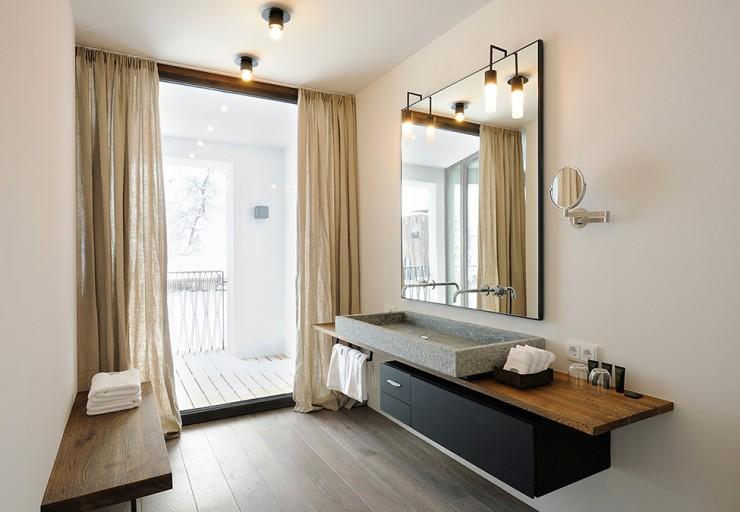 Wiesergut 12 design hotel in Austrian Alpsby Gogl Architekten