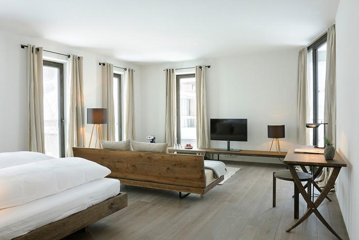 Wiesergut 13 design hotel in Austrian Alpsby Gogl Architekten