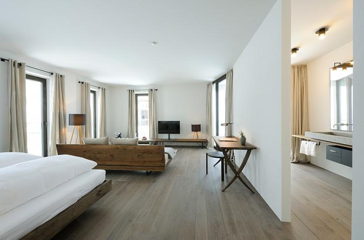 Wiesergut 14 design hotel in Austrian Alpsby Gogl Architekten