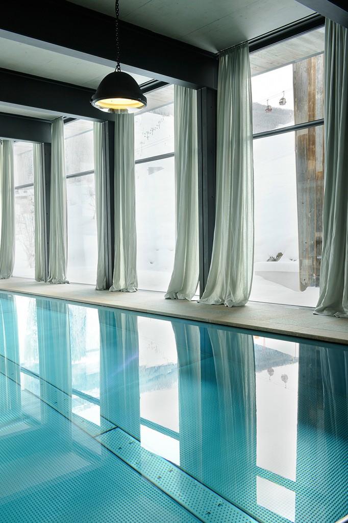 Wiesergut 17 design hotel in Austrian Alpsby Gogl Architekten