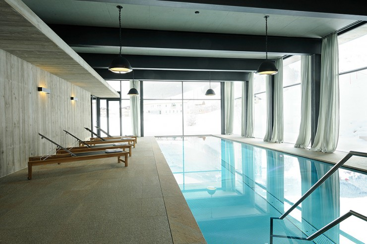 Wiesergut 18 design hotel in Austrian Alpsby Gogl Architekten