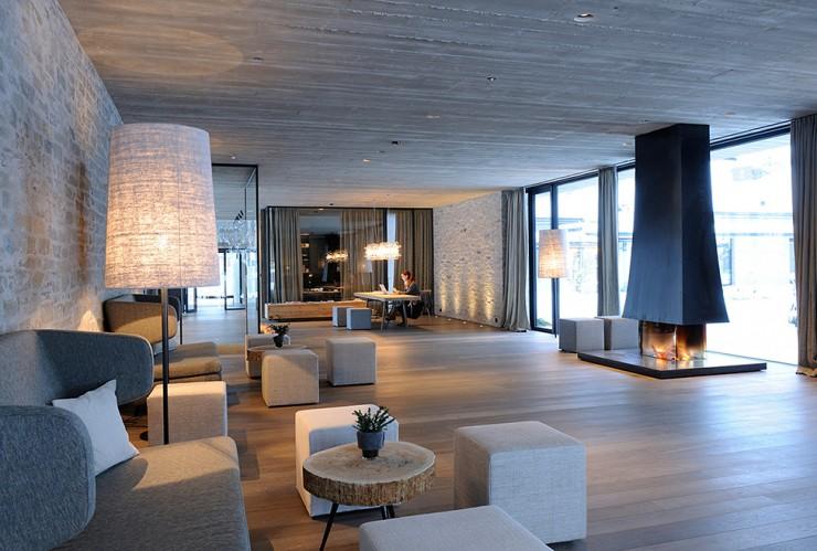 Wiesergut 19 design hotel in Austrian Alpsby Gogl Architekten