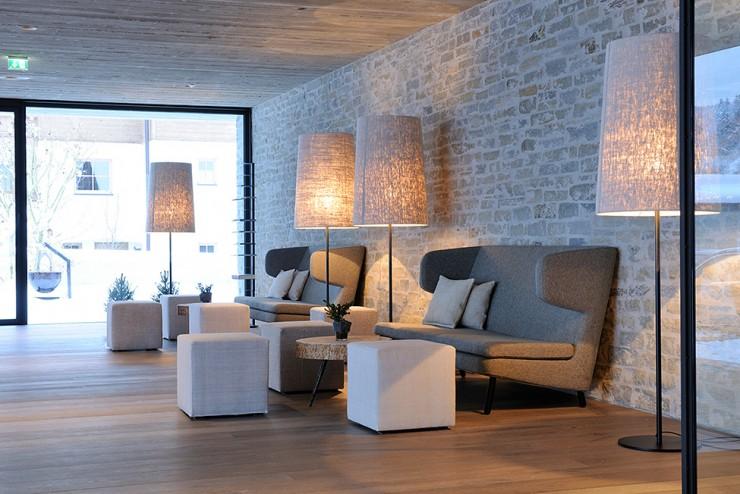 Wiesergut 21 design hotel in Austrian Alpsby Gogl Architekten