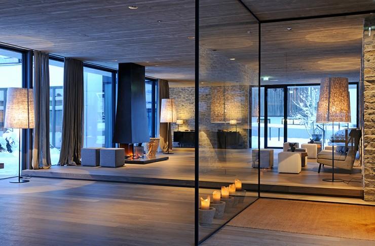 Wiesergut 24 design hotel in Austrian Alpsby Gogl Architekten