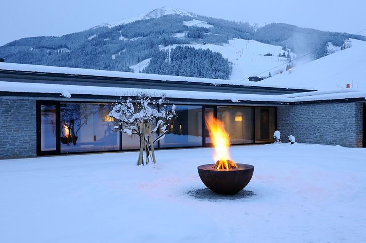 Wiesergut 29 design hotel in Austrian Alpsby Gogl Architekten