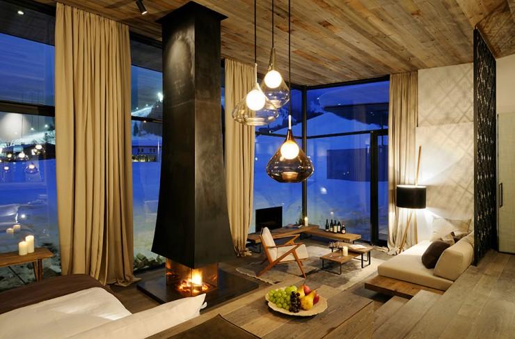 Wiesergut 2 design hotel in Austrian Alpsby Gogl Architekten
