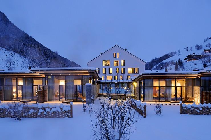Wiesergut 30 design hotel in Austrian Alpsby Gogl Architekten