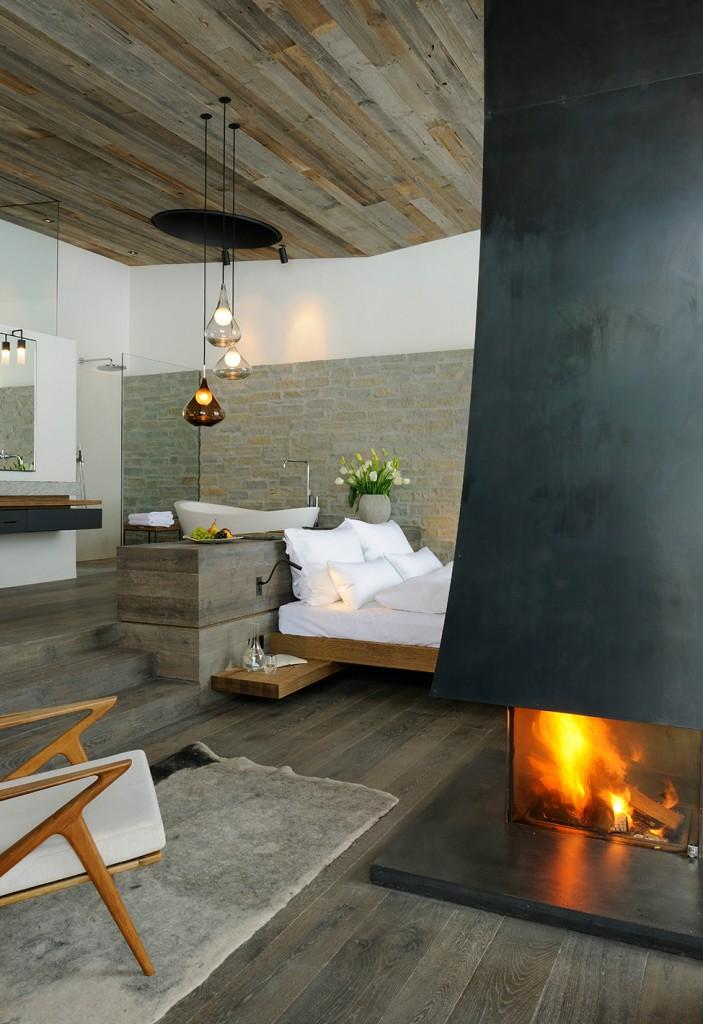 Wiesergut 3 design hotel in Austrian Alpsby Gogl Architekten