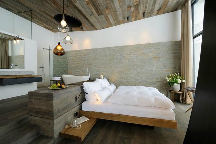 Wiesergut 4 design hotel in Austrian Alpsby Gogl Architekten