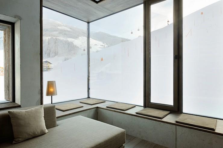 Wiesergut 6 design hotel in Austrian Alpsby Gogl Architekten