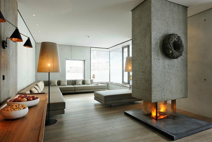Wiesergut 7 design hotel in Austrian Alpsby Gogl Architekten