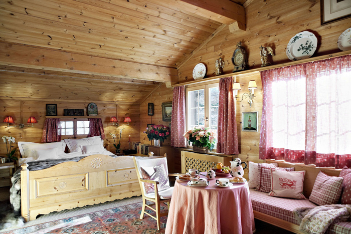 Chalet Maldeghem Traditional interiors 6