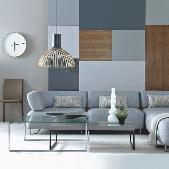 Blue Gray Living Room 69 fabulous gray living room designs to inspire you - decoholic