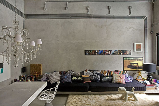 gray living room 46 designs