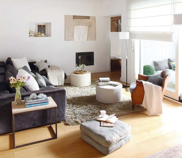 gray living room 47 designs