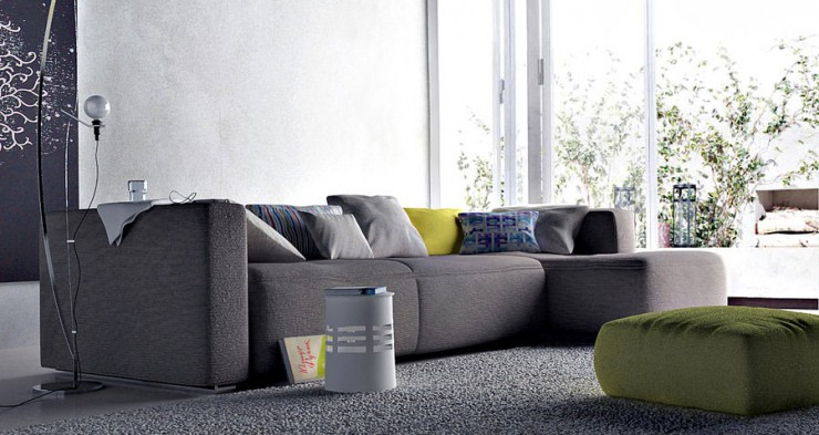grey furniture design