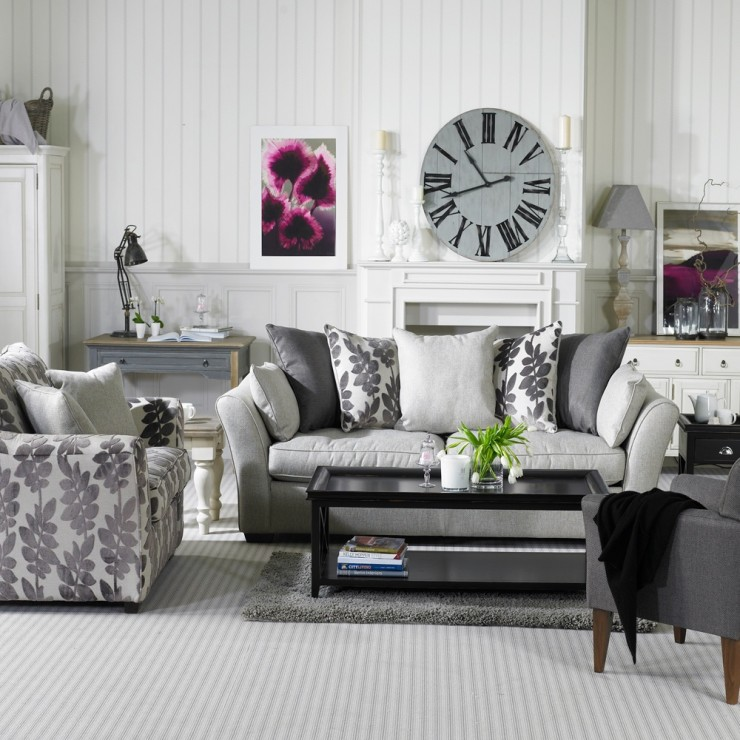 Hgtv Living Room Color Ideas: 69 Fabulous Gray Living Room Designs To Inspire You