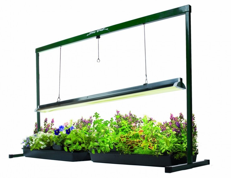hydrofarm indoor grow lights