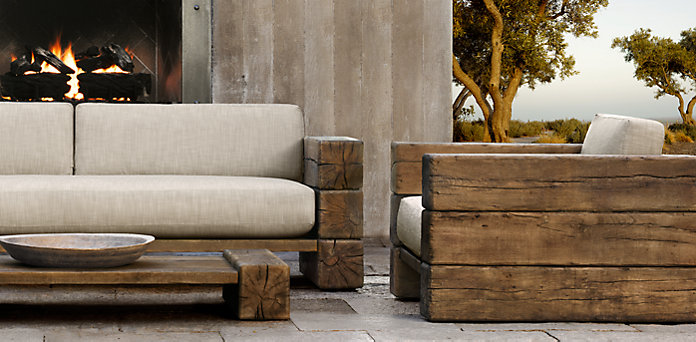 RH Outdoor Furniture 20 Collection Spring 2013