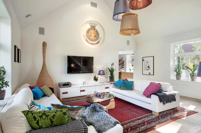 Image Result For Traditional Scandinavian Home Design