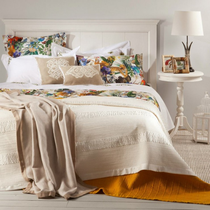 Spring/Summer 2013 - Bedroom Collection by Zara Home7