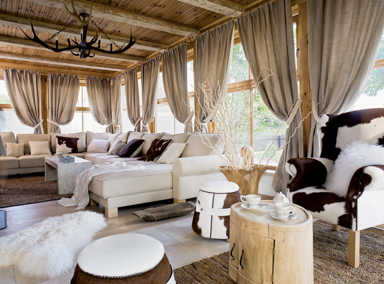 Makes Me Feel Cozier Than Cottage Interiors So Cozy And Inviting