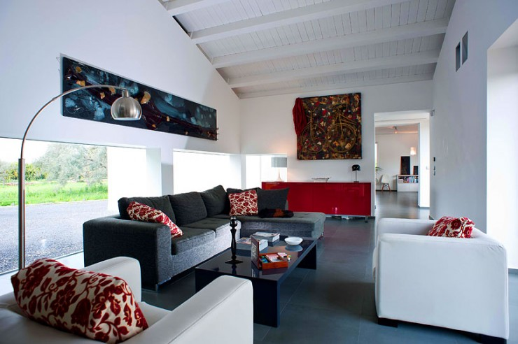 contemporary 2 interiors in sicily