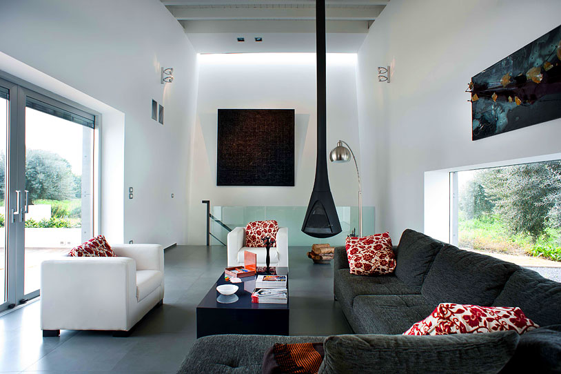 contemporary interiors in sicily
