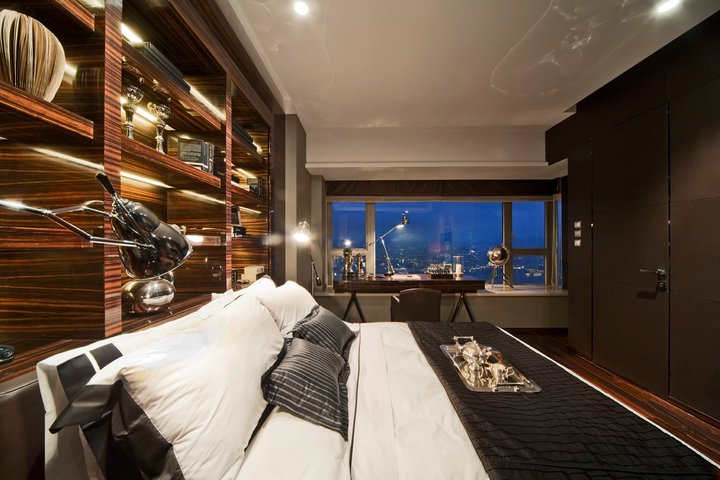 contemporary bedroom by leung 15 ideas