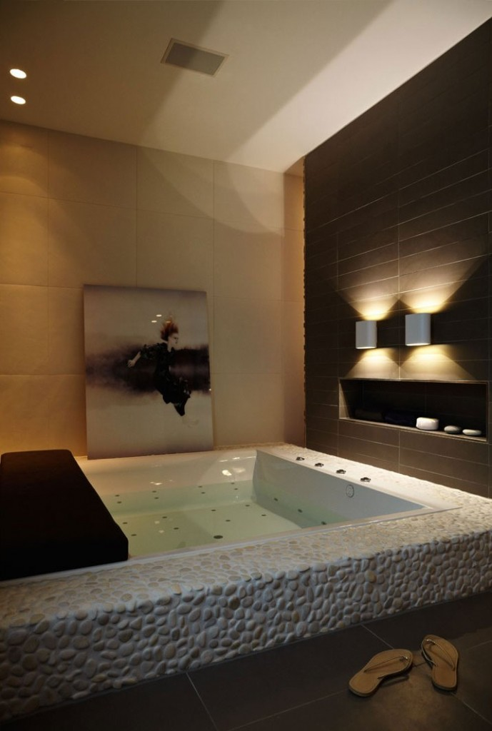 Luxury contemporary interior design by osiris hertman - What is contemporary design ...