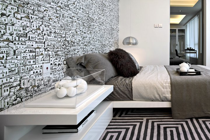 contemporary bedroom by leung 23 ideas