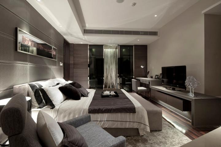 contemporary bedroom by leung 6 ideas