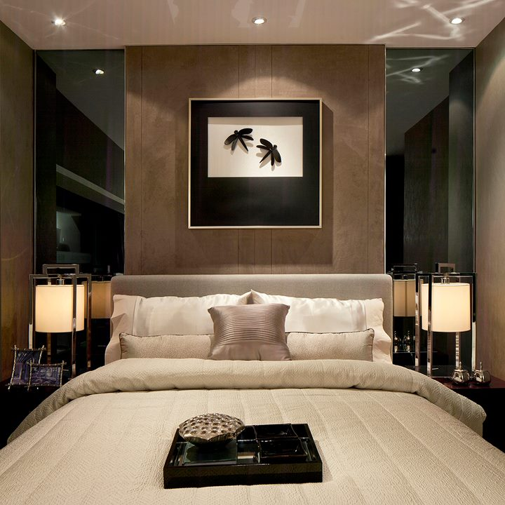 Versatile contemporary bedroom designs decoholic for Modern bedroom decor