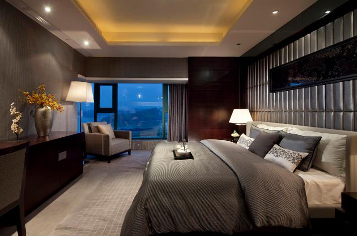 contemporary bedroom by leung 9 ideas