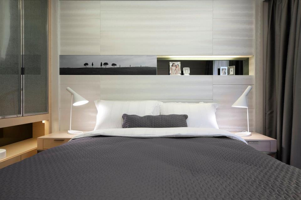 Contemporary Bedroom By Leung Ideas